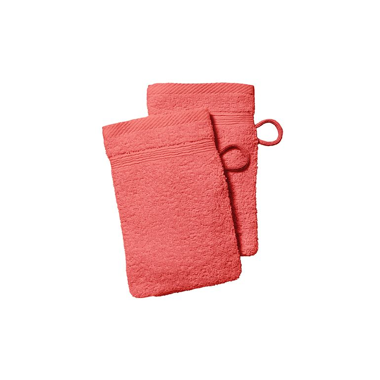 Today washandjes Koraal Roze - set van 2