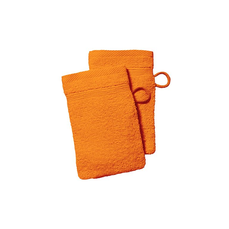 Today washandjes Oranje - Set van 12
