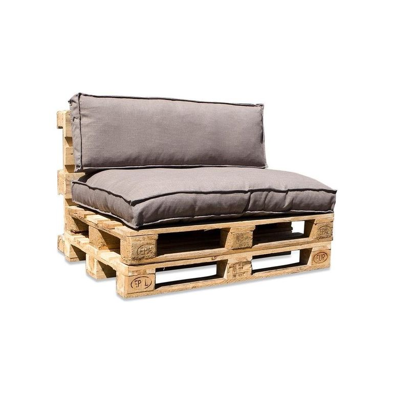 In the Mood Palletkussenset Salvador Taupe