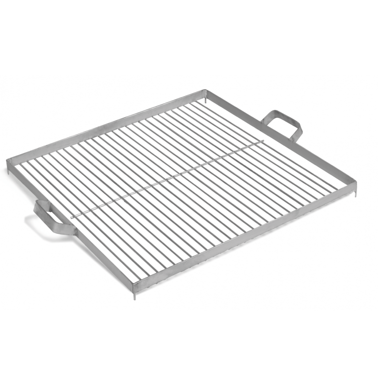CookKing RVS Grillrooster vierkant - 44 x 44cm