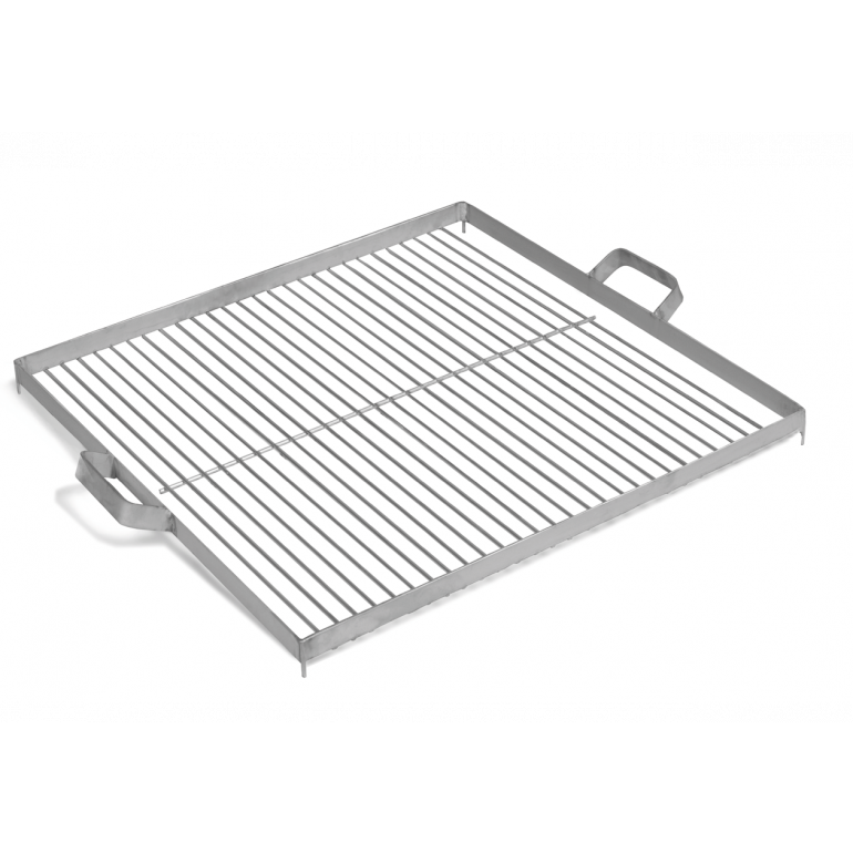 CookKing RVS Grillrooster vierkant - 50 x 50cm