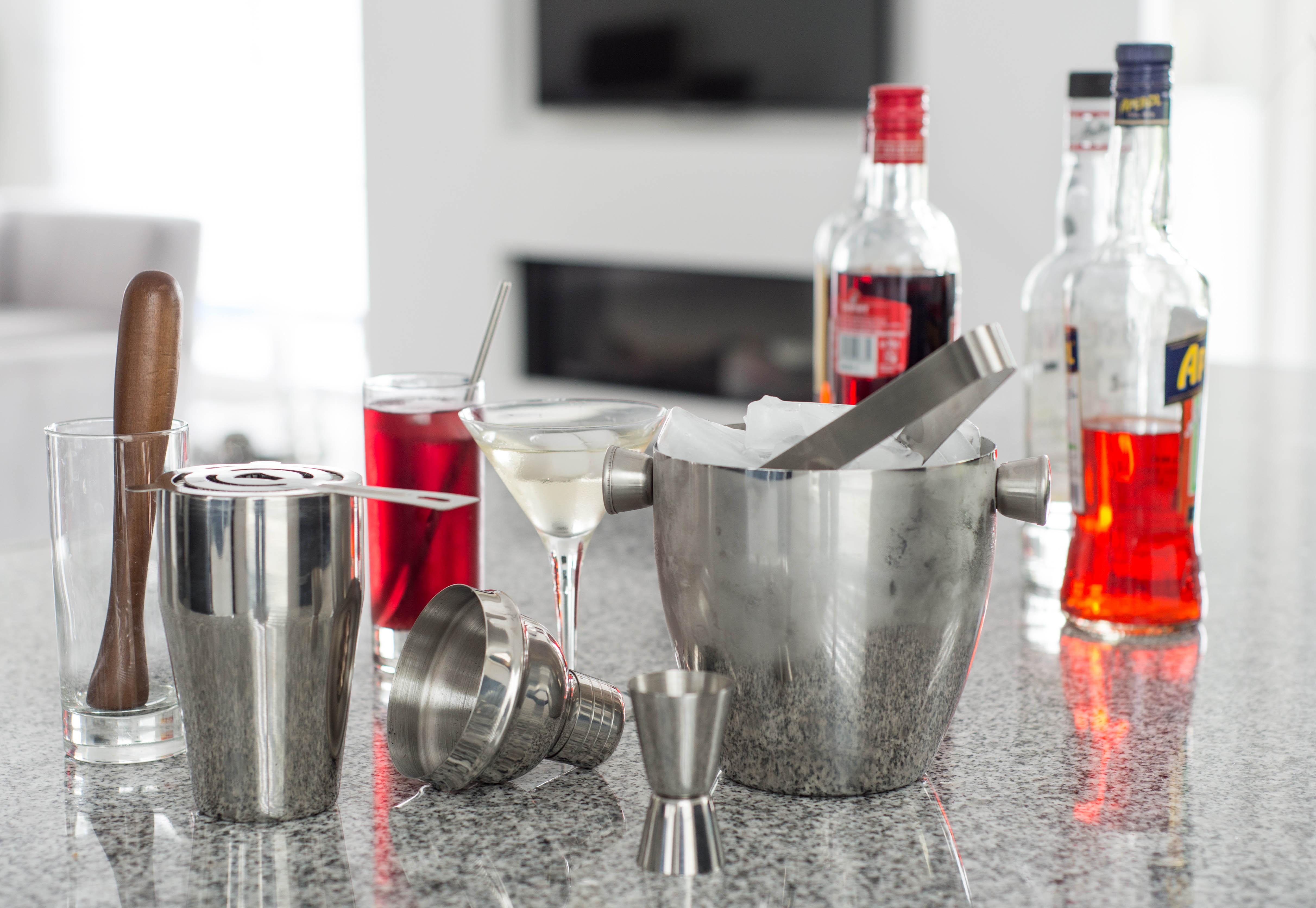 Cocktails maken...? Dat kun jij ook!