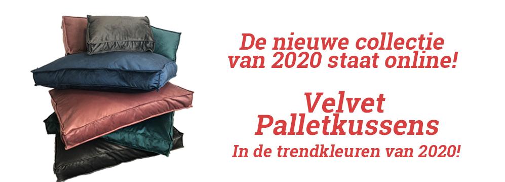 Velvet Palletkussens Homepage Banner